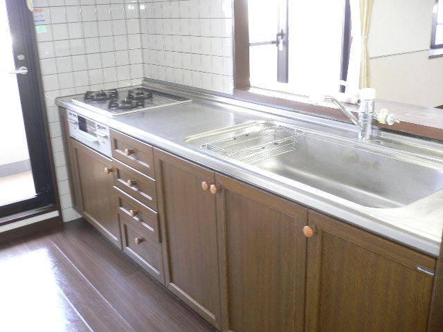 フラワーマンション神宮北307 キッチン