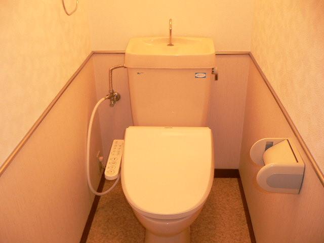 フラワーマンション神宮北307 トイレ
