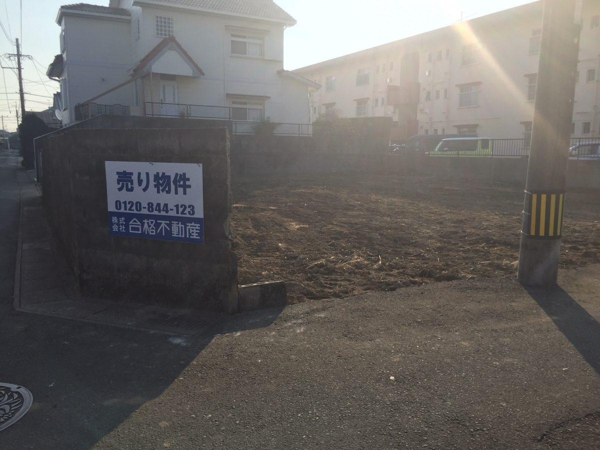 曽師町売地のご案内!2019.9.25